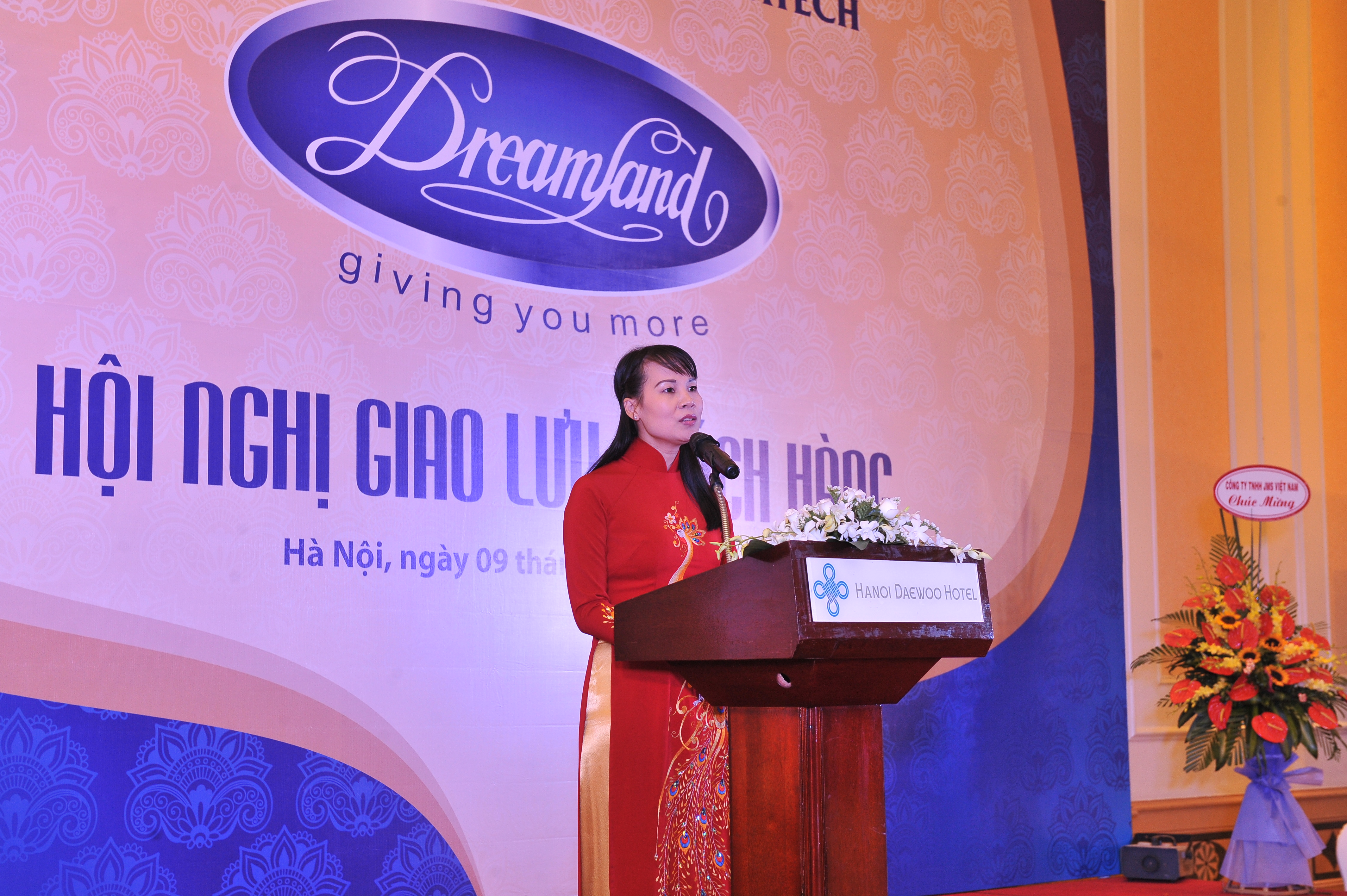 Vinatech tổ chức hội nghị khách hàng tại Daewoo